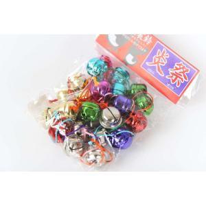 ピン付き7分鈴 25入 ねぶた祭 祭用品 色ミックス|lalasite