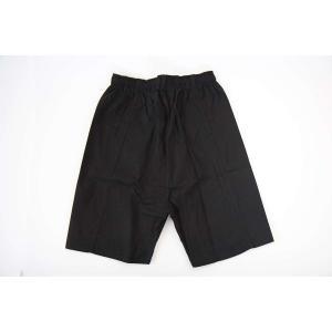 大人用祭パンツ 黒 大きいサイズLL〜4Lまで3種類|lalasite