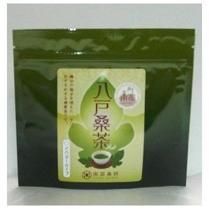 桑茶(パウダータイプ) 60g 青森/八戸/南部/南部桑研|lalasite