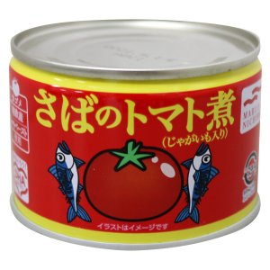 さばのトマト煮 150g×12個 備蓄用に マルハニチロ|lalasite