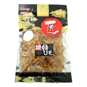 焼貝ひも 長谷川水産 匠 1袋 1コイン 貝ヒモ 120g|lalasite