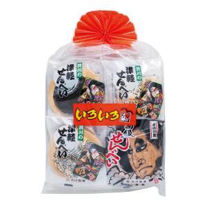 いろいろ煎餅 26枚入り 渋川製菓 手土産 菓子 青森|lalasite