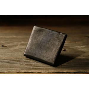 パーリィー ディアシーブ 二つ折り財布B ギフトBOX付 DS-26 ブラック
