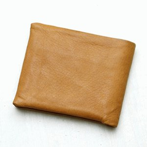 パーリィー ディアシーブ 二つ折り財布B ギフトBOX付 DS-26 キャメル