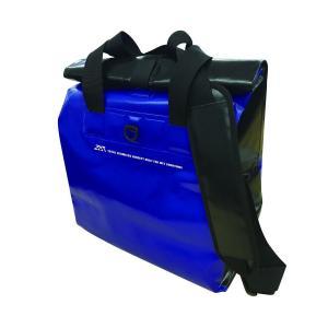 MORITO(モリト) ZAT(ザット) 無縫製バッグ トートタイプ ラージ ブルー G400-91...