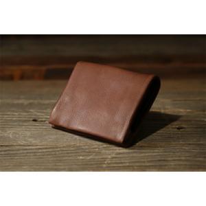 パーリィー ディアシーブ 二つ折り財布A ギフトBOX付 DS-25 チョコ