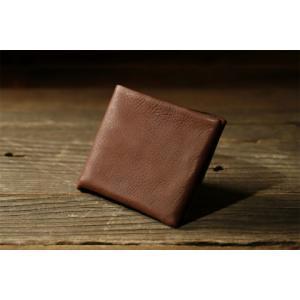 パーリィー ディアシーブ 二つ折り財布B ギフトBOX付 DS-26 チョコ