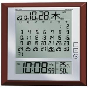 SEIKO セイコー目覚し時計 SQ421Bの関連商品9
