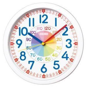 「送料無料」 SEIKO セイコー 掛け時計 KX617W|lamd