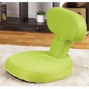 武田コーポレーション ゲーム座椅子 グリーン KD5-50GR|lamd