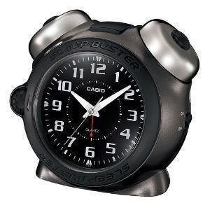 カシオ 目覚まし時計 SLEEP BUSTER TQ-645S-8BJF|lamd