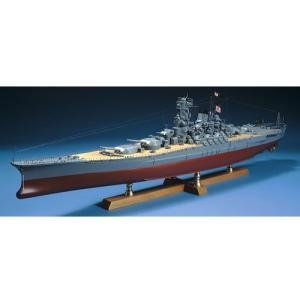 ウッディジョー 木製帆船模型 1/250 戦艦 大和|lamd
