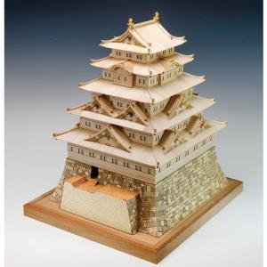 ウッディジョー 木製建築模型 1/150 江戸城|lamd