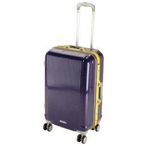 グレル トラベルスーツケース TSAロック付 ハードフレームタイプ M ウルトラマリン UV-17|lamd