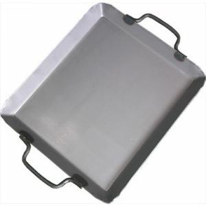 カシワ 鉄板 (ミニ) 厚さ2.3mm 350×300mm|lamd