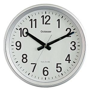 キングジム 電波掛時計 ダクスト GDK-003|lamd