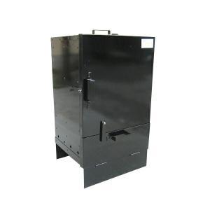 「メーカー直送 代引不可」カシワ 新型スモークグリル ハーフ 燻製器 スモーカー|lamd