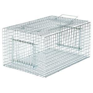 対象動物:ドバト サイズ:W420×H310×D610mm 重量:4kg 天井開閉式・折り畳み式・作...