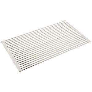 杉山金属 スノコロロ 57cm 20本 白 KS-2822 キッチン棚|lamd