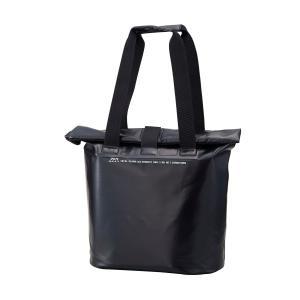 MORITO(モリト) ZAT(ザット) 無縫製バッグ トートタイプ ブラック G200-6430
