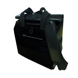 MORITO(モリト) ZAT(ザット) 無縫製バッグ トートタイプ ラージ ブラック G400-9...