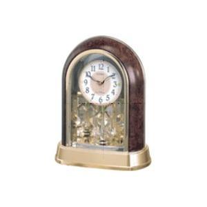 CITIZEN シチズン パルドリーム 電波置時計 R656[4RY656-023]|lamd