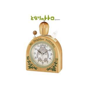 CITIZEN シチズン トトロR455Nとなりのトトロ 置き時計 [4RA455MN06]|lamd