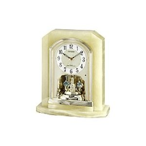 CITIZEN シチズン 電波置時計 パルラフィーネR691 4RY691-005 [4RY691005]|lamd
