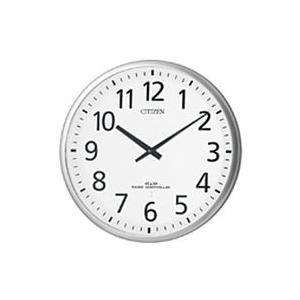「送料無料」 CITIZEN シチズン 電波掛時計 スリーウェイブM821 4MY821-019 [4MY821019]|lamd