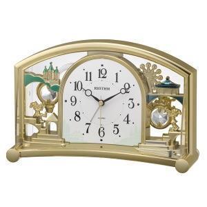 リズム時計 RHYTHM ファンタジーランド540SR 4SE540SR18|lamd