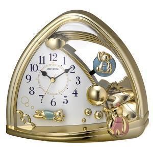 リズム時計 RHYTHM ファンタジーランド762SR 4SG762SR18|lamd