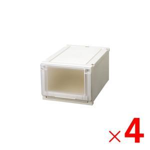 ■3個まで1個口■天馬 Fits フィッツユニットケース カプチーノ 3525 幅35cm [送料無料対象外]|lamd