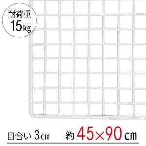 ワイヤーネット 白 45×90|lamd