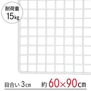 ワイヤーネット 白 60×90|lamd