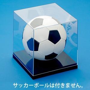 蝶プラ コレクションケース サッカーボール|lamd