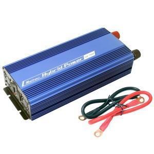 メルテック  大自工業 USB&コンセント DC12V/1400W SIV-1500 lamd