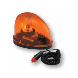 Meltec  大自工業非常回転灯 アンバー DC12V FQ-01  FQ01|lamd