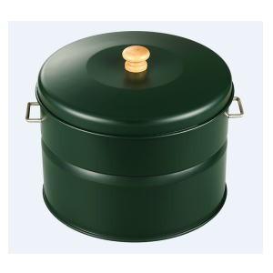 【送料無料】 ホンマ製作所 キッチン スモークキュート  IH-240P グリーン|lamd