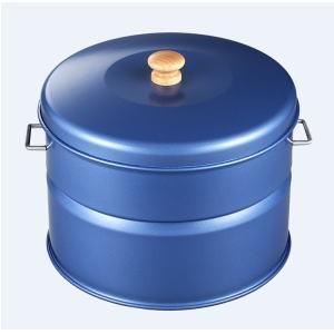 ホンマ製作所 キッチン スモークキュート  IH-240P ブルー|lamd