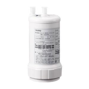 「送料無料」 TOTO 浄水カートリッジ TH634RR /「浄水器兼用混合栓 ビルトイン形 用取替カートリッジ」|lamd