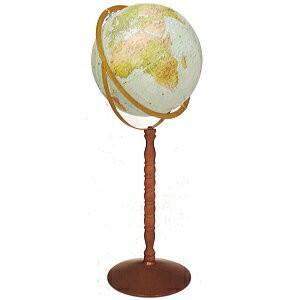 リプルーグル 地球儀 球径30cm シーフェアラー型 「日本語版」33873|lamd