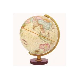 リプルーグル 地球儀 球径30cm パノラマ・アンティーク型 「日本語版」 83572|lamd