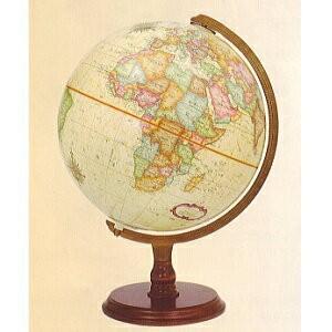 リプルーグル 地球儀 球径30cm カーライル型「日本語版」 83573|lamd