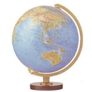 リプルーグル 地球儀 球径30cm リビングストン型 「日本語版」86578|lamd