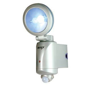 「数量限定」 RITEX[ライテックス] 乾電池式 3W LEDセンサーライト LED-130|lamd