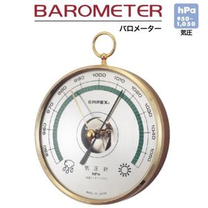 EMPEX[エンペックス] 予報官 「気圧計」  BA-654|lamd
