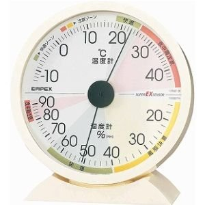 EMPEX[エンペックス] 高精度UD温・湿度計 EX-2841 lamd