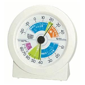 在庫処分 エンペックス 生活管理温湿度計 TM-2880 lamd