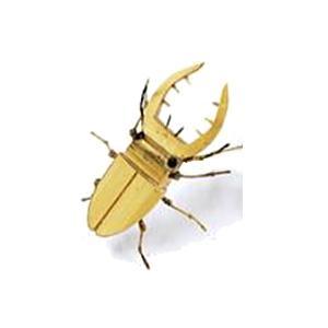 「在庫処分」「数量限定」 「完成品」イトーオヤジの虫籠 竹細工の昆虫 「鍬形虫・クワガタムシ」|lamd