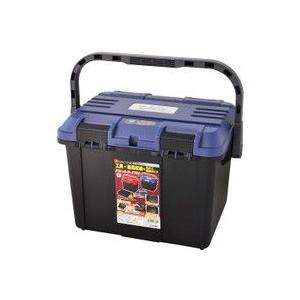 「送料無料」リングスター ドカット D-4700 ブルー/ブラック 工具箱|lamd